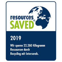 hypo-A spart Ressourcen durch Recycling